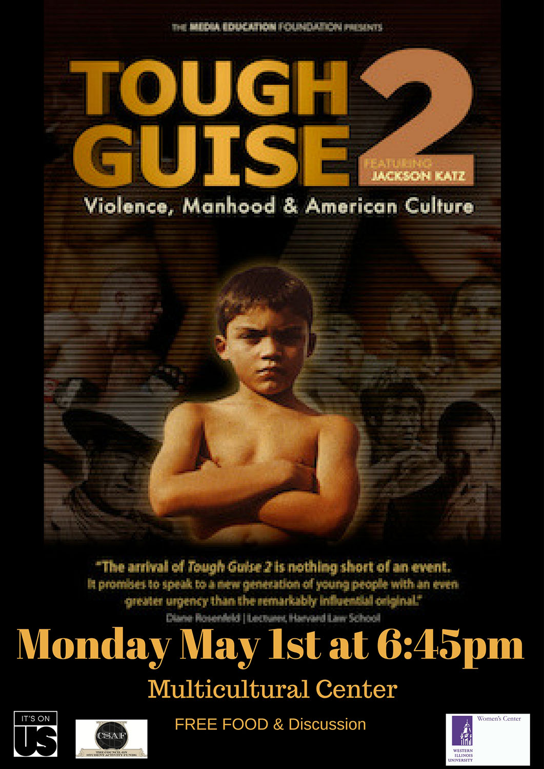 tough guise violence media and the crisis in masculinity