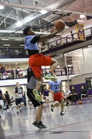 Intramural sports at WIU offers students a variety of options to stay active.