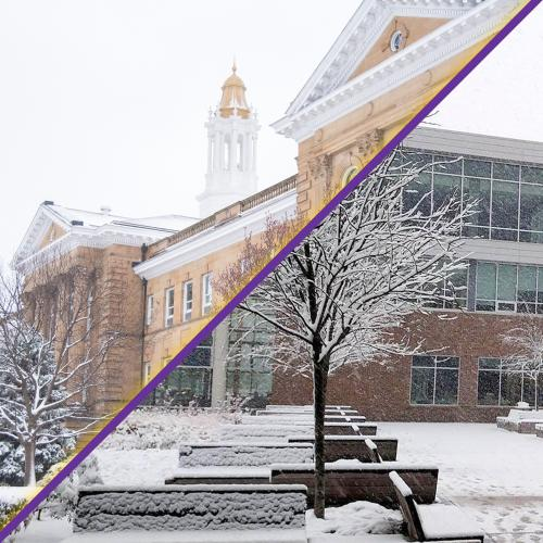 Happy Holidays from Western Illinois University President Jack Thomas