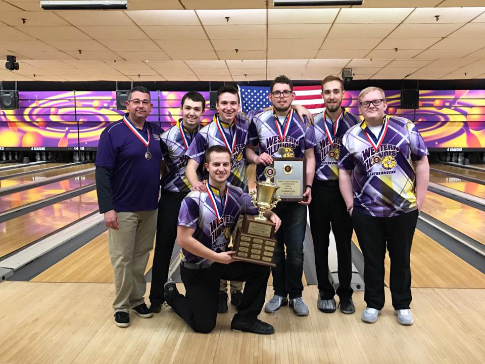Wiu Bowling Club Captures Conference Championship In Weekend