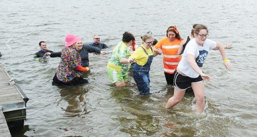 Several WIU organizations are taking part in this year's Polar Plunge at Spring Lake March 4.