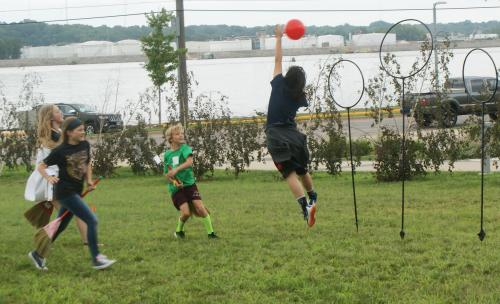 """WIU-QC to Offer """"Muggles in a Wizard's World"""" Summer Camp"""