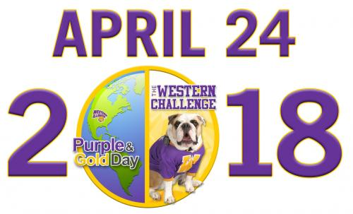 Western Challenge Set for Purple & Gold Day April 24