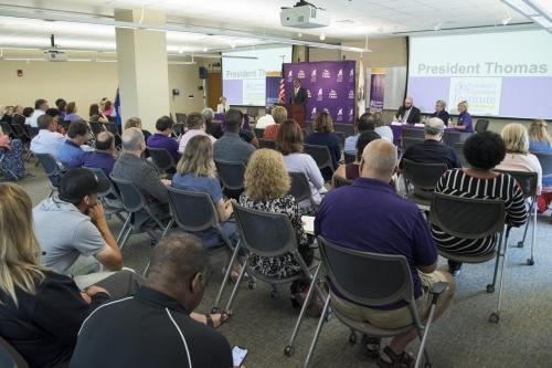 Positioning WIU for the Future - Quad Cities Event
