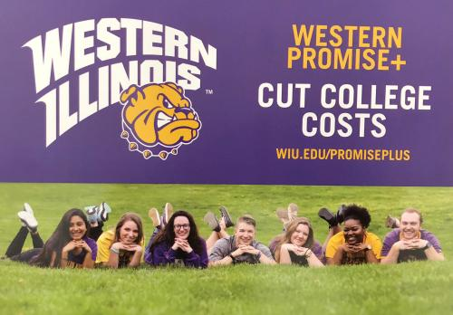 WIU Promise Plus Program Reduces Cost of College Education