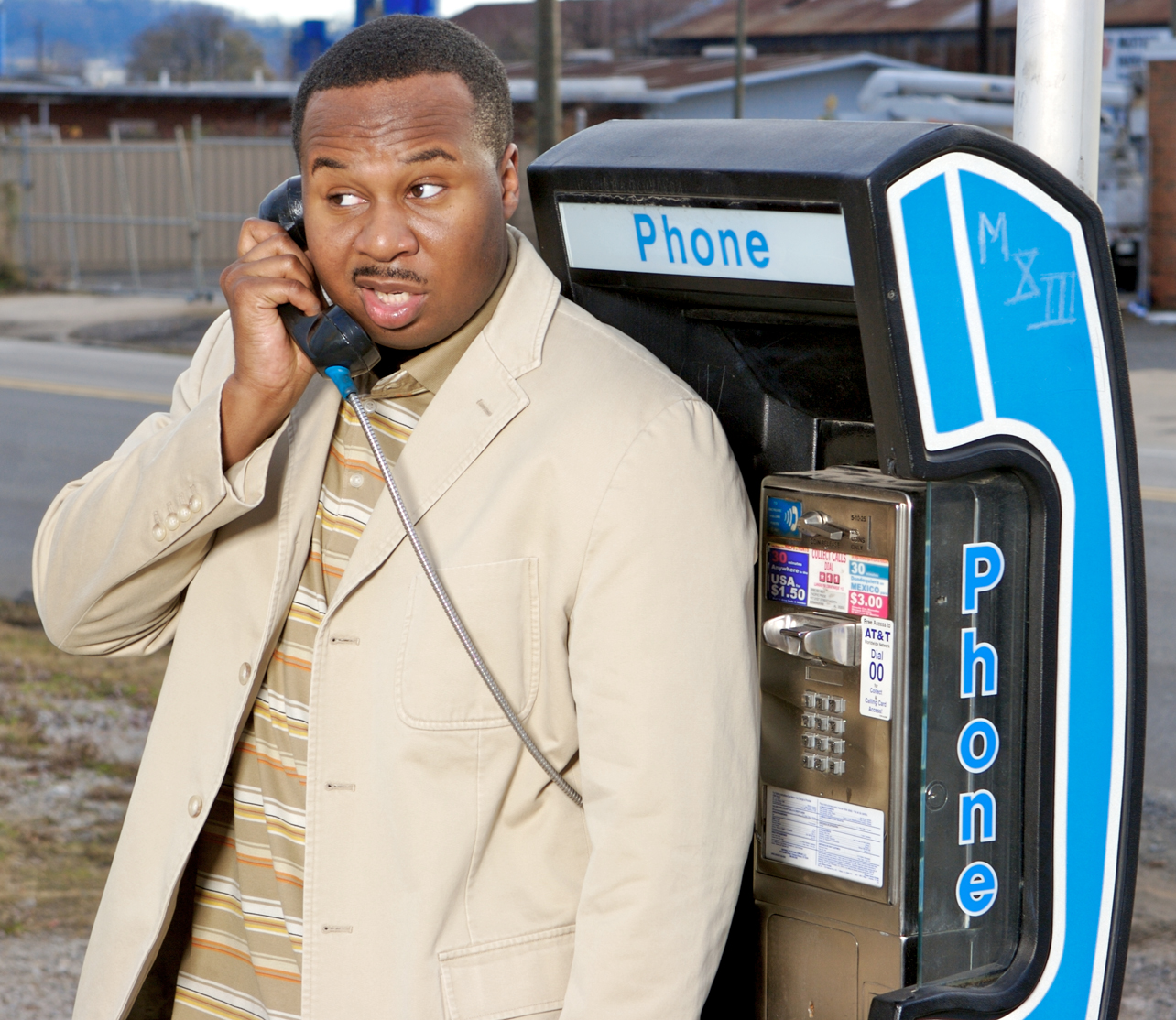 Comedian Roy Wood Jr To Give Free Performance March 31