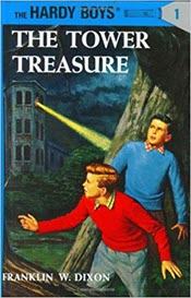 Image from the Hardy Boys
