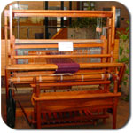 Loom located on the malpass Library 3rd level