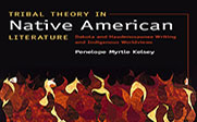 Image of the Tribal Theory in Native American Literature book cover.