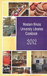 Photo of the WIU Libraries cookbook cover