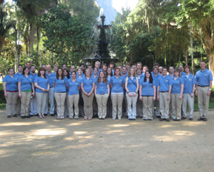 WIU Symphonic Wind Ensemble in Brazil