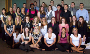 WIU Student Chapter of the Institute of Management Accountants.