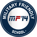 Recognized as Military Friendly