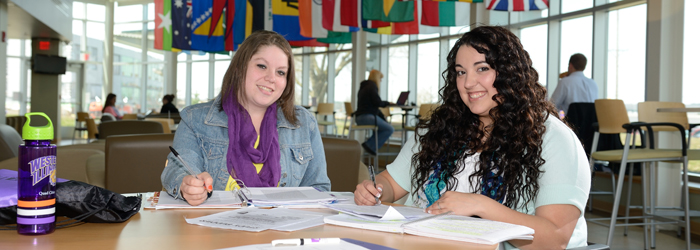 Resources for students at WIU-QC