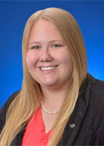 Ashley Wolfe, WIU-QC Admissions Counselor