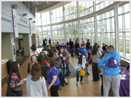New Student Orientation at WIU-QC