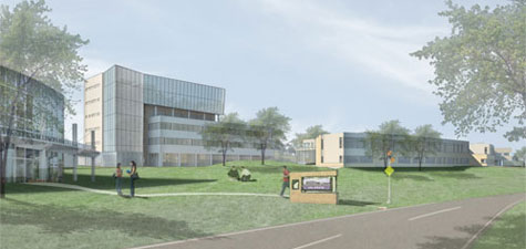 Quad Cities Campus Development