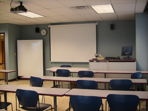 Western Illinois University Quad Cities - room 108