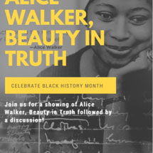 Alice Walker, Beauty in Truth