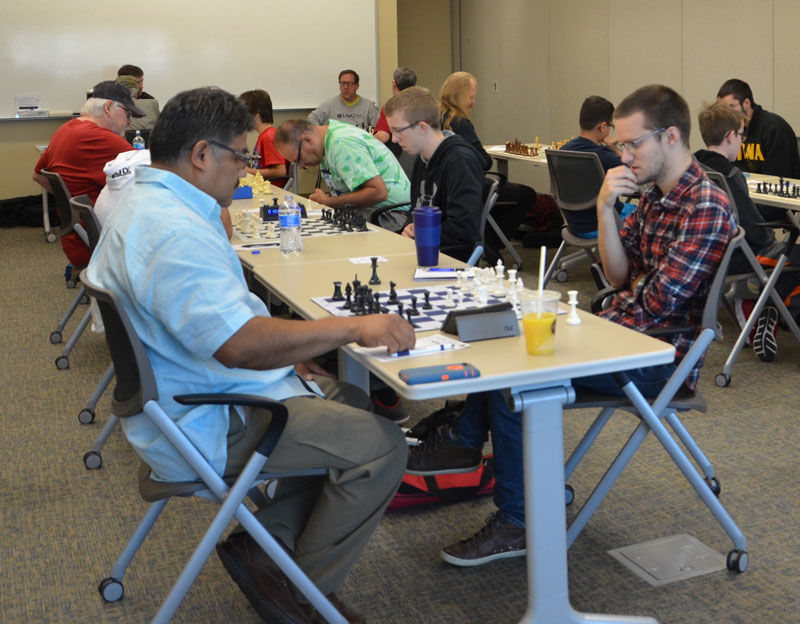 WIU-Quad Cities Chess Club