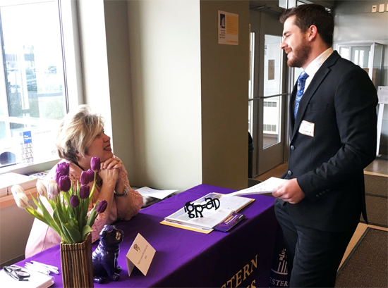 Career Fair at WIU-Quad Cities