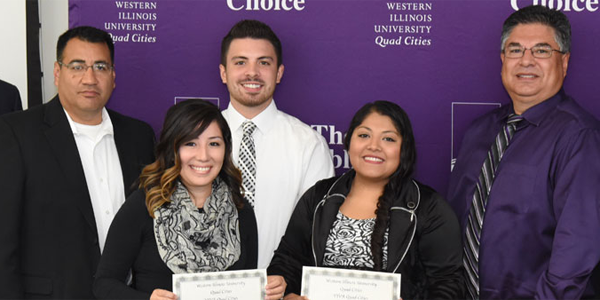Scholarships at WIU-Quad Cities