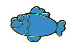 Fish Philosophy Pin