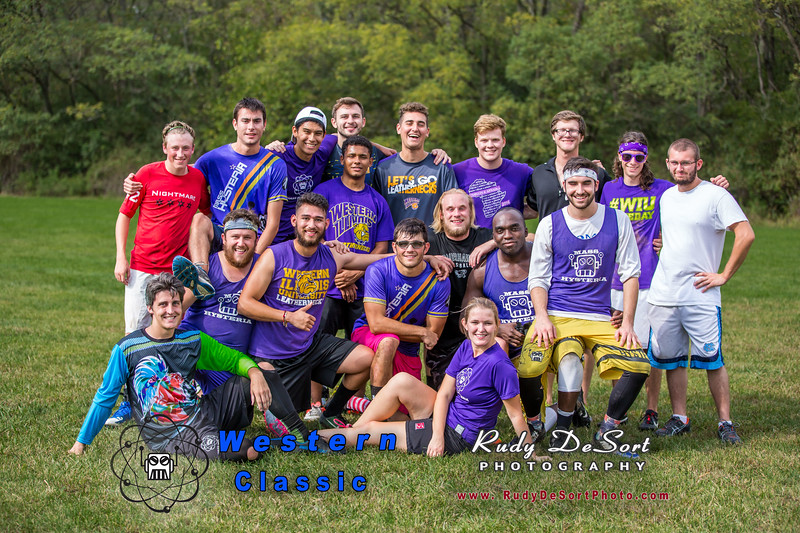Mass Hysteria - Ultimate Frisbee Club at Western Classic Tournament