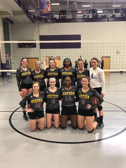 Women's Volleyball Club - Western Illinois University