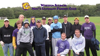 Mens Ultimate Frisbee Club