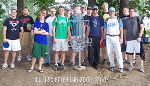 Disc Golf Club