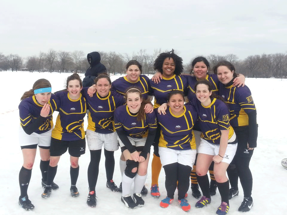 Womens Rugby Football Club