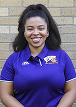 IM/Rec Events Graduate Assistant Crystall Dooley