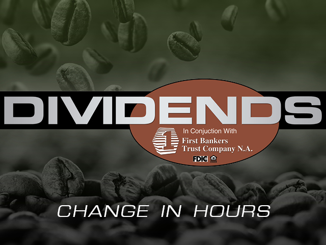 Dividends hours