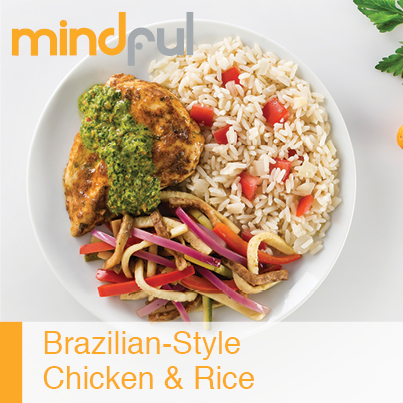 Brazilian Style Chicken and Rice
