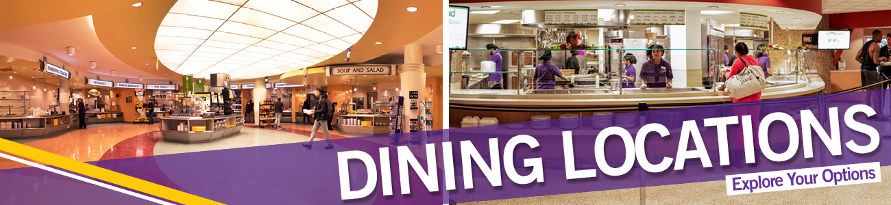 Dining Center Hours and Locations
