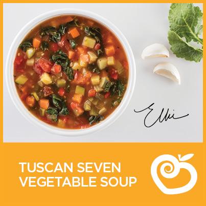 Tuscan Seven Vegetable Soup