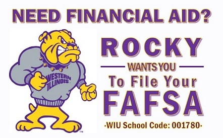 Rocky wants you to file FAFSA