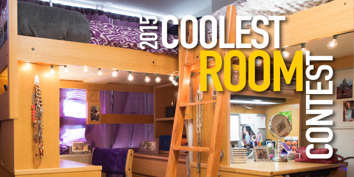 Coolest Room Contest