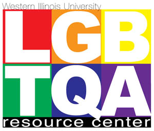 LGBTQA Resource Center logo