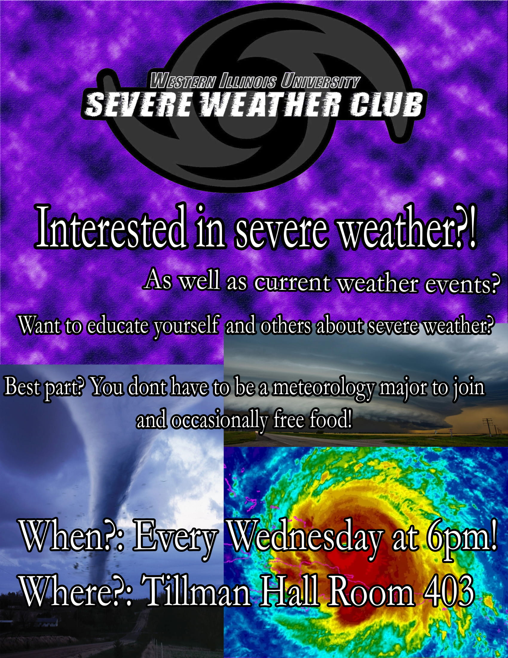 Severe Weather Club