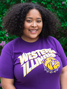Ayanna Garcia, Leatherneck Success Team