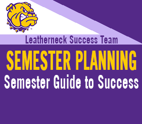 Leatherneck Success Team - Semester Planning - Semester Guide to Success