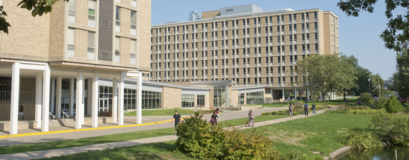Photo of Corbin-Olson Residence Hall