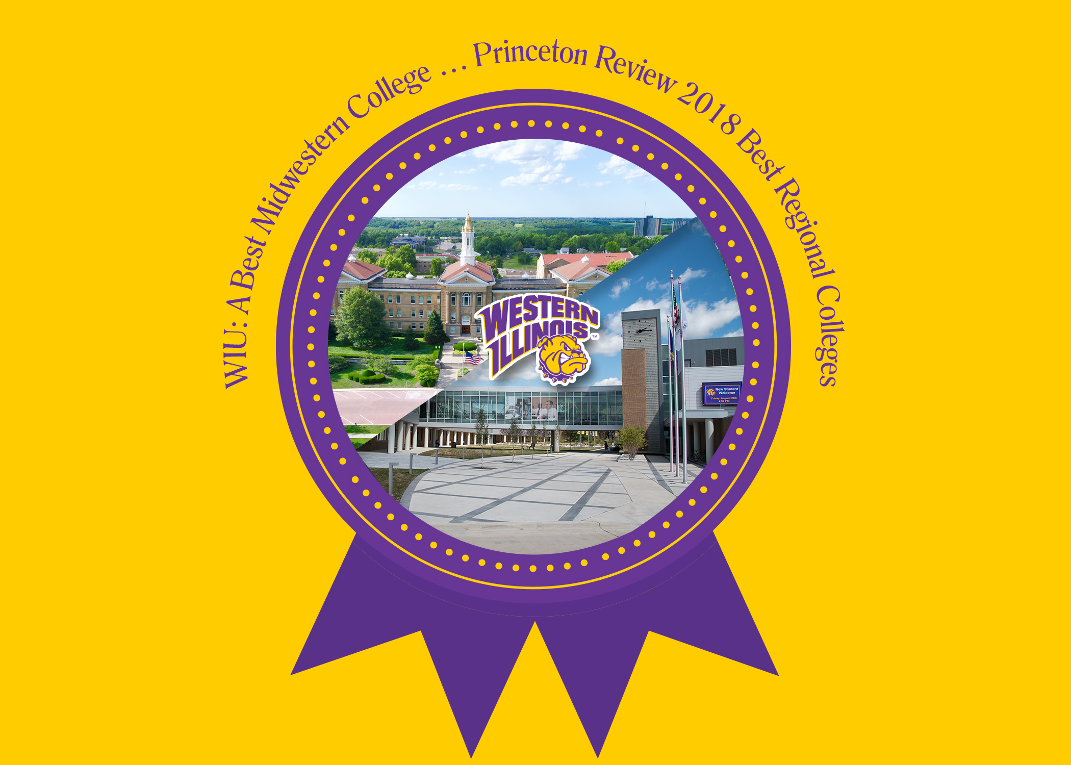 Best Midwestern College by the Princeton Review