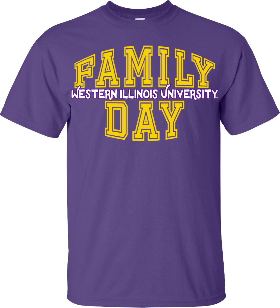 T shirt design quad cities - T Shirt Design Front Of Family Day Shirt
