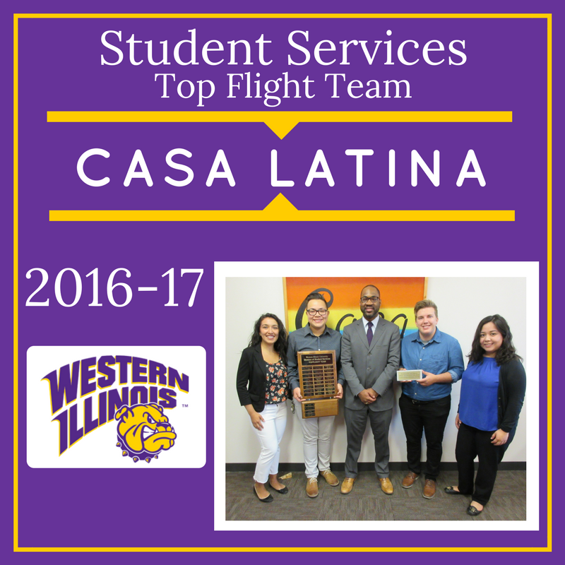 Staff photo of Casa Latina Student Services