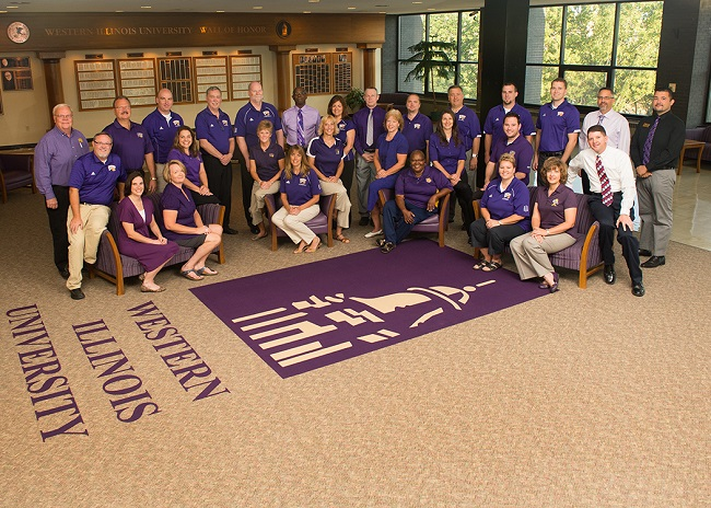 Student Services Leadership staff