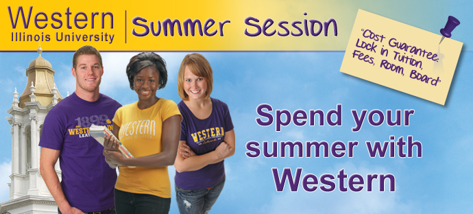 Spend your Summer with Western