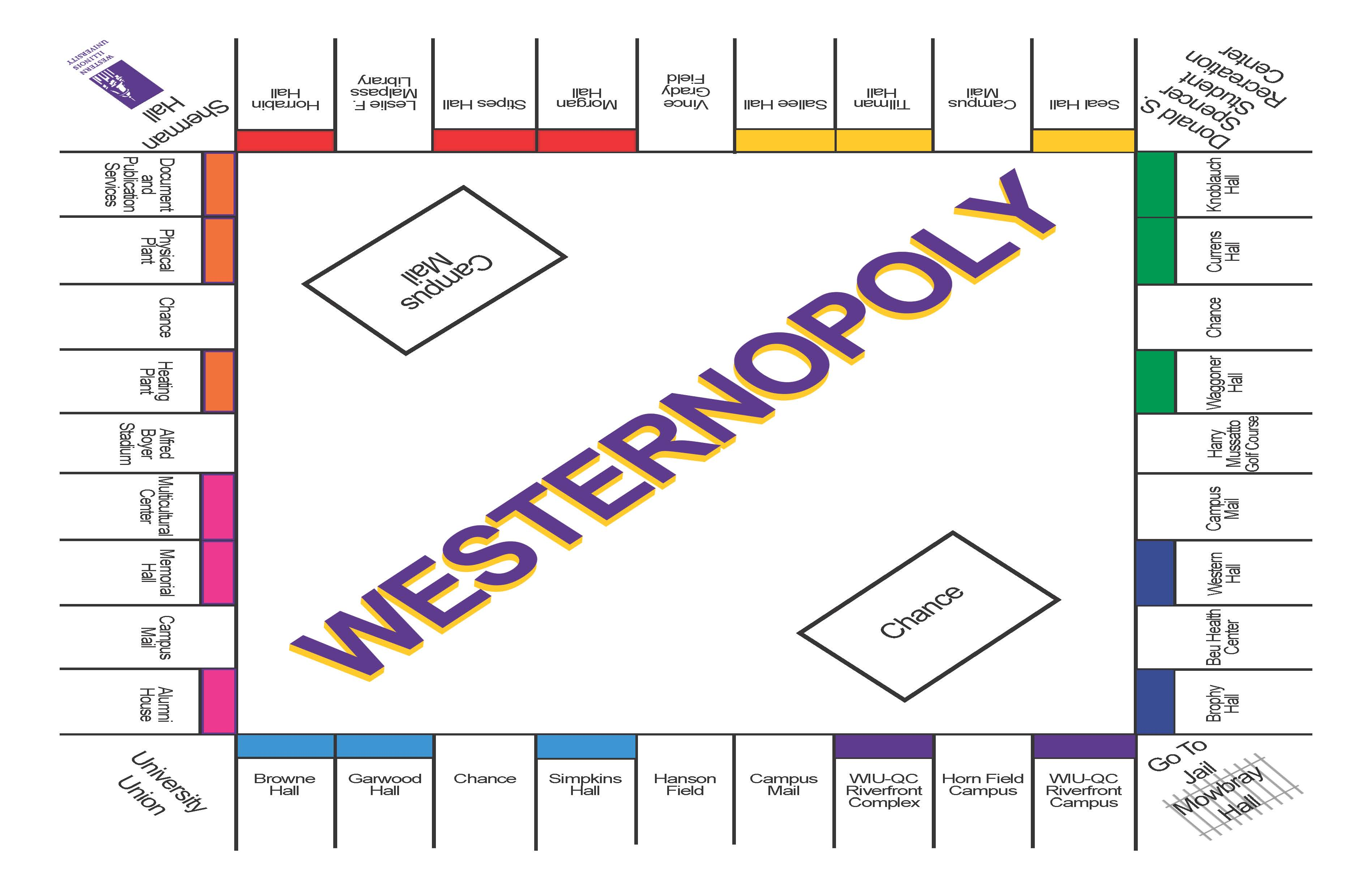 westernopoly banner